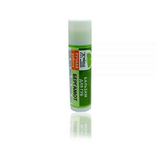 Бергамот натурален балсам за устни - 5мл
