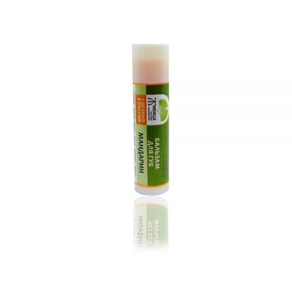 Мандарина натурален балсам за устни - 5мл