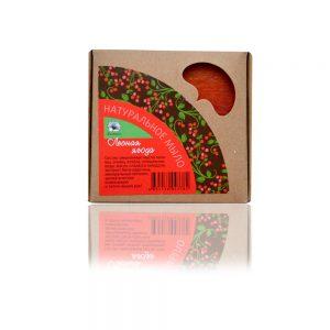 Ягода натурален сапун с аромат на ягоди (Лесная ягода) 120гр