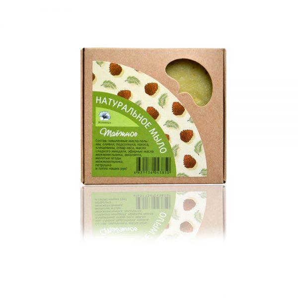 Таижное (Таёжное) натурален сапун с хвойна и евкалипт 120гр