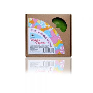 Тутти-фрутти натурален сапун с аромат на плодове 120гр