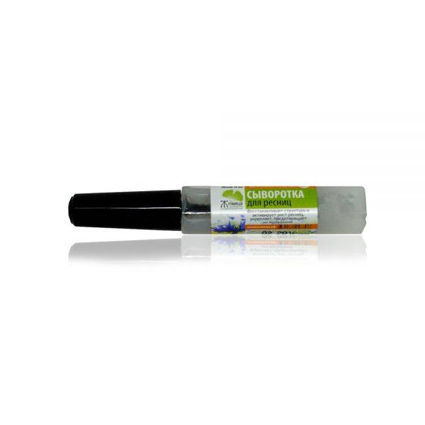Натурален серум за мигли за растеж, гъстота и укрепване