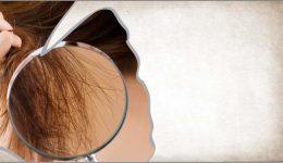 Възстановяване на суха и изтощена коса с хидратиращ шампоан, възстановяваща маска за коса, и балсам без отмиване за защита.