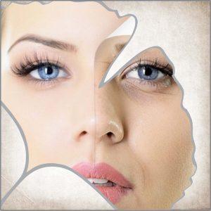 Серум за лице за хидратация на зряла кожа на лицето 40+ , Овлажняваща маска за лице, Крем за зряла коца защита и хидратация, почистване на зряла кожа на лицето.